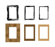 Frames Collection Royalty Free Stock Photo