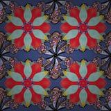 Photo colorée par résumé illustration stock
