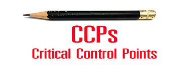 Photo concept of CCPs sign or symbol, Critical Control Points. Photo business concept types of photo concept of CCPs sign or symbol, Critical Control Points stock photos