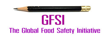 Photo concept of GFSI sign or symbol,  The Global Food Safety Initiative Royalty Free Stock Photo