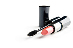 Photo of cosmetics Stock Images
