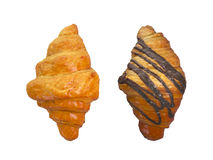 Photo of croissants Stock Images