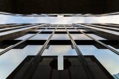 Photo d'architecture d'un bâtiment d'affaires à Ratisbonne image libre de droits