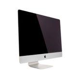 Photo d'iMac - monoblock photos stock