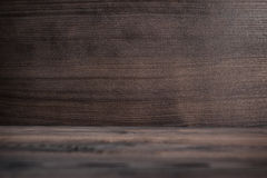 Photo of brown wooden background stock images
