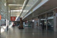 Photo de bel aéroport international de Maputo Photos libres de droits