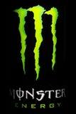 Photo de boisson d'énergie de monstre Photo stock