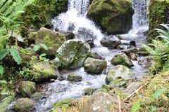 Photo de cascades photo libre de droits