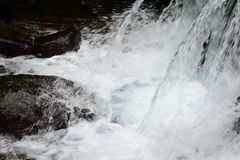 Photo de cascades photographie stock libre de droits