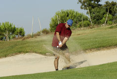 Photo de golf Photo stock