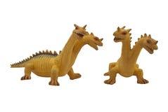 photo de jouet de dragon Photos stock