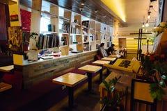 Photo de l'espace coworking confortable photographie stock libre de droits