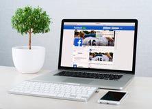 Photo de Macbook pro Photos stock