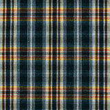 Photo de macro de texture de tartan Photographie stock