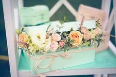 Photo de mariage Photographie stock