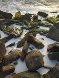 Photo de mer naturelle photographie stock libre de droits