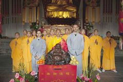 Photo de moines Photo libre de droits