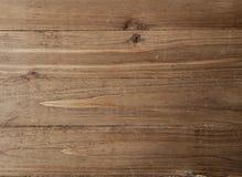 Photo de mur en bois fortement détaillé et vide horizontal photos stock