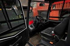 Photo de plan rapproché d'un camion industriel photographie stock libre de droits