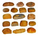 Photo de plan rapproché de pain image stock
