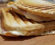 Photo de sandwich à pain grillé photo libre de droits