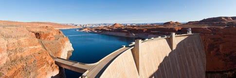 Photo de XXL de barrage de gorge de gorge Photos libres de droits