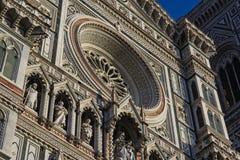 Photo des Di Firenze de Duomo pris un matin ensoleillé Image stock