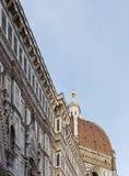 Photo des Di Firenze de Duomo pris un matin ensoleillé Photo libre de droits