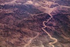 Photo of a desert Royalty Free Stock Photography