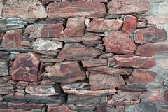 Old rock texture Royalty Free Stock Images