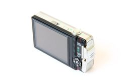 Photo digital camera Stock Images