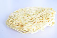 Dried noodles 3 royalty free stock images