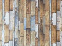 Photo du modèle en bois de mur Photographie stock libre de droits