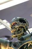 Photo du T-800 Image libre de droits