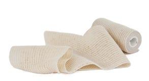 Photo of the elastic bandage Stock Photo