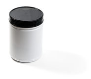 Photo of empty tin Royalty Free Stock Images