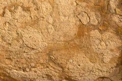 Photo en gros plan de mur en pierre antique blanc et rouge naturel photos libres de droits