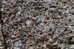 mur poreux de roche volcanique vieux fond en pierre image stock image du construction. Black Bedroom Furniture Sets. Home Design Ideas