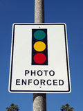 Photo Enforced Trouble Royalty Free Stock Photos