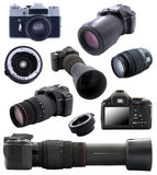 Photo equipment Stock Photo