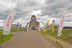 Photo event around Radio Kootwijk Stock Images