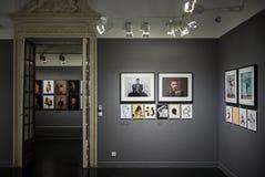 Photo exhibit Jean-Paul Goude Stock Photo