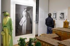 Photo exhibition Stock Photography