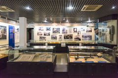 Photo exhibition Royalty Free Stock Photos
