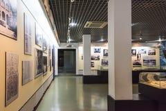 Photo exhibition Stock Images