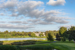 Photo famous 5 star dromoland castle hotel and golf club Stock Photos