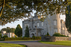 Photo famous 5 star dromoland castle hotel and golf club Royalty Free Stock Image