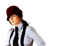 Photo fashion teenage. Teenage fashion style, fashion concept Royalty Free Stock Photo