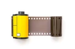 Photo film in cartridge Stock Photography