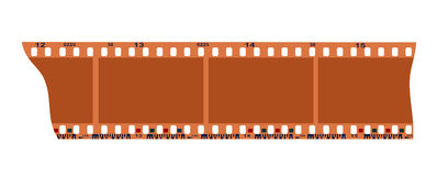 Photo filmstrip Stock Images